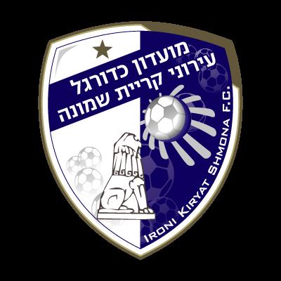 Hapoel Ironi Kiryat Shmona FC logo vector logo