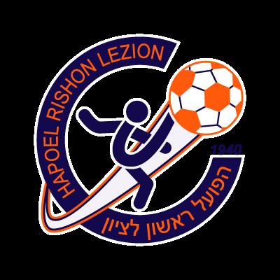 Hapoel Rishon LeZion FC logo vector logo