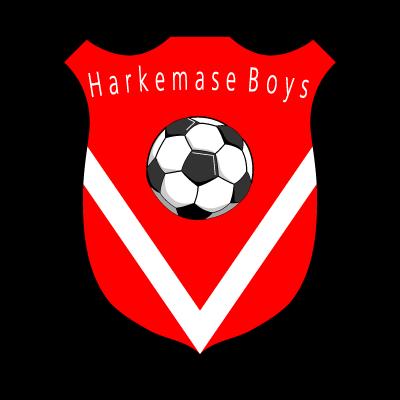 Harkemase Boys logo vector logo