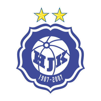 HJK Helsinki (2008) logo vector logo