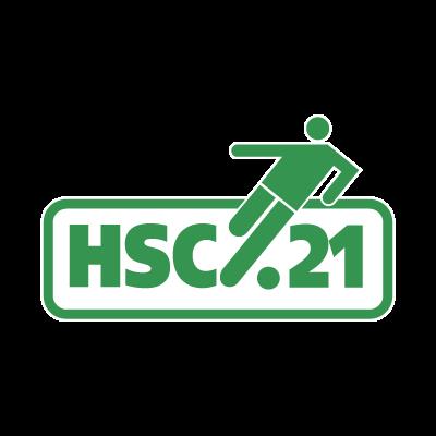 HSC '21 logo vector logo
