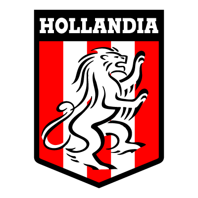 HVV Hollandia logo vector logo