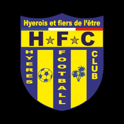 Hyeres FC logo vector