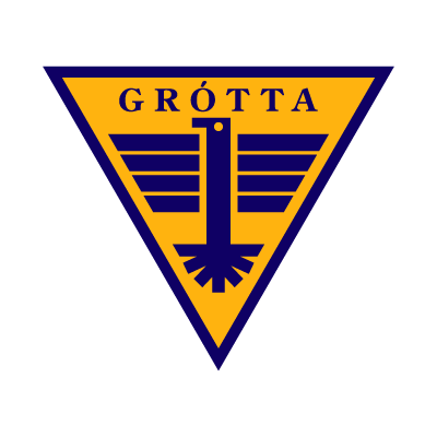 IF Grotta logo vector logo