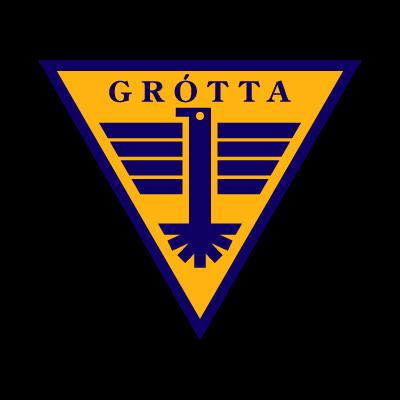 IF Grotta logo vector
