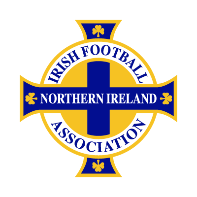 Irish Football Association logo vector logo