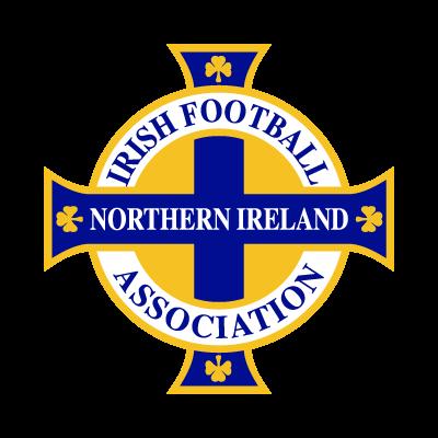 Irish Football Association logo vector logo