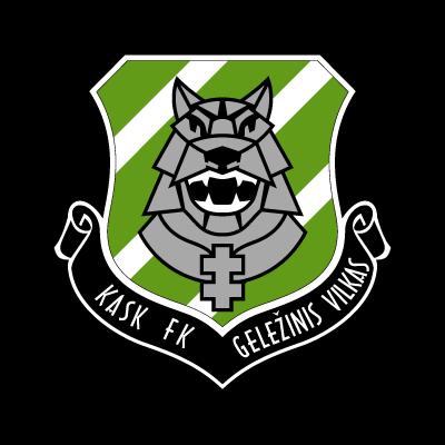 KASK FK Gelezinis Vilkas logo vector logo