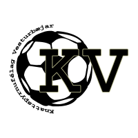 Knattspyrnufelag Vesturbaejar logo