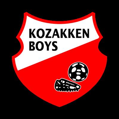 Kozakken Boys logo vector logo
