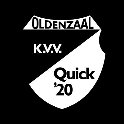 KVV Quick '20 logo vector logo