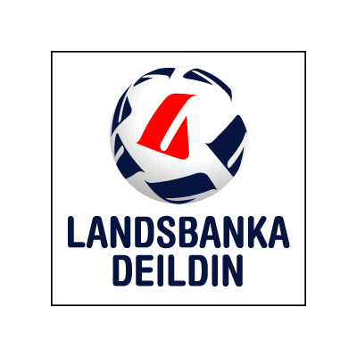 Landsbankadeild (1912) logo vector logo
