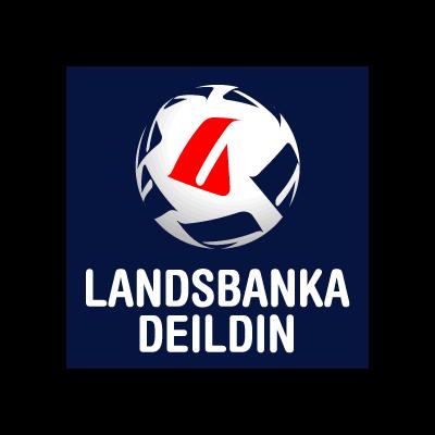 Landsbankadeild logo vector logo