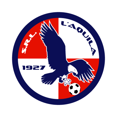 L'Aquila Calcio 1927 logo vector logo