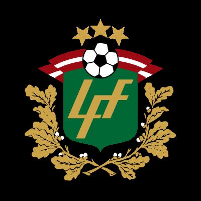 Latvija Futbola Federacija logo vector logo