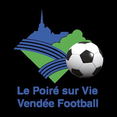 Le Poire-sur-Vie Vendee Football logo vector logo