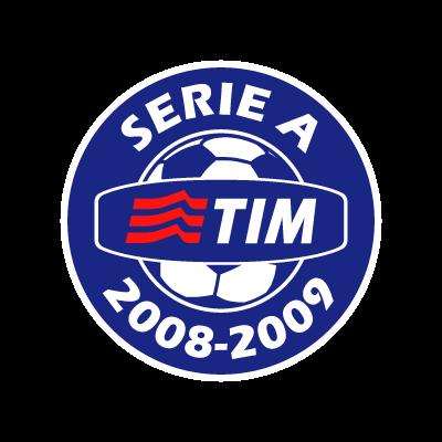 Lega Calcio Serie A TIM (Old – 2009) logo vector logo