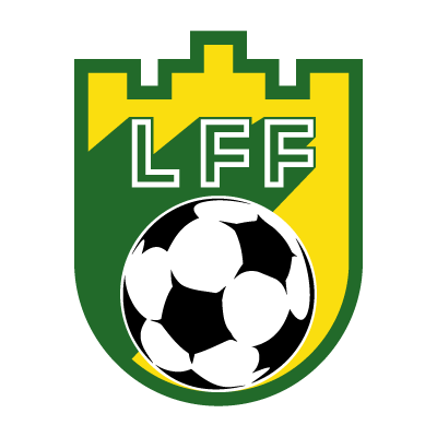 Lietuvos Futbolo Federacija logo vector logo