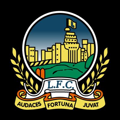 Linfield FC logo vector logo