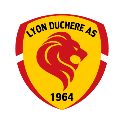 Lyon-Duchere AS logo vector logo