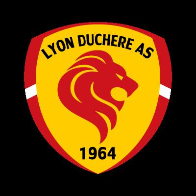 Lyon-Duchere AS logo vector logo