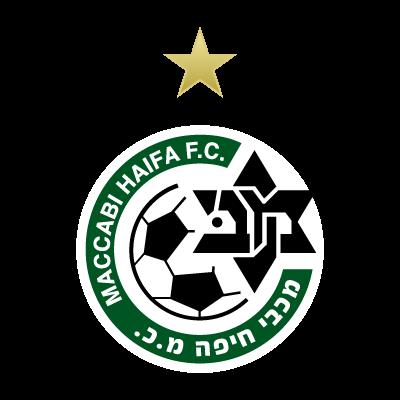 Maccabi Haifa FC logo vector logo