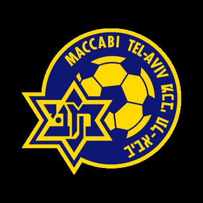 Maccabi Tel Aviv FC logo vector logo