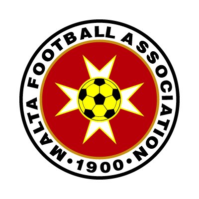 Malta Football Association logo vector logo