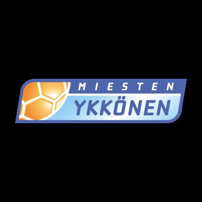 Miesten Ykkonen logo vector logo