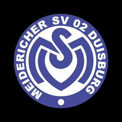 MSV Duisburg logo vector logo