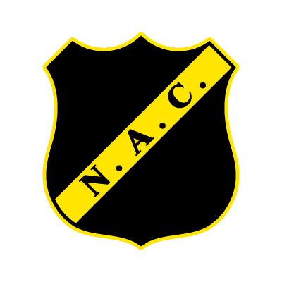 NAC Breda (Old 12-68) logo vector logo