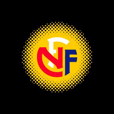Norges Fotballforbund (100 Years) logo vector logo