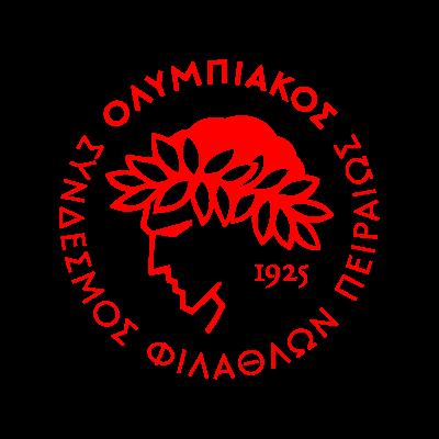 Olympiakos CFP logo vector logo