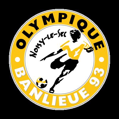 Olympique Noisy-le-Sec Banlieue 93 logo vector logo