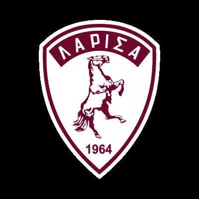 PAE AE Larissas 1964 logo vector logo