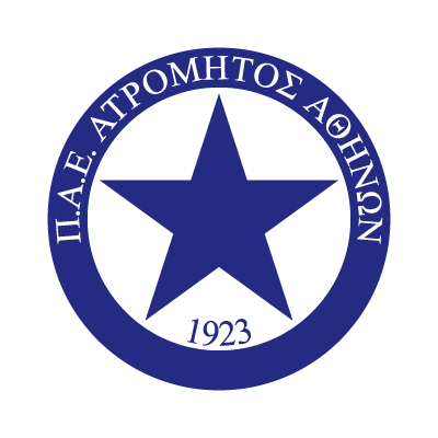 PAE Atromitos logo vector logo