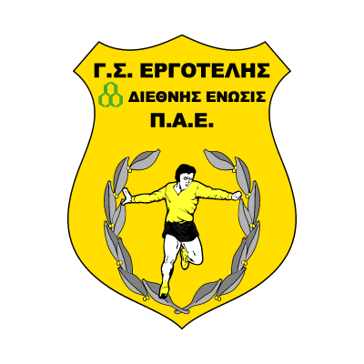 PAE Diethnis Enosis Ergotelis logo vector logo