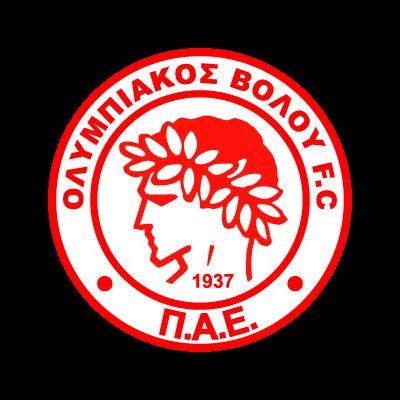 PAE Olympiakos Volou logo vector logo