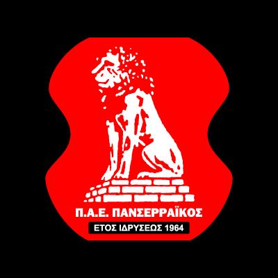 PAE Panserraikos logo vector logo