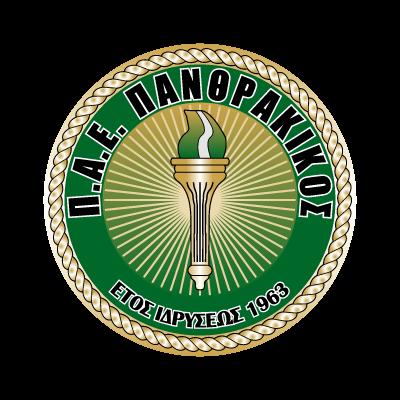 PAE Panthrakikos logo vector logo