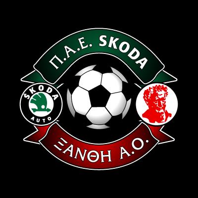 PAE Skoda Xanthi AO logo vector logo