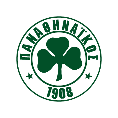 Panathinaikos FC logo vector logo