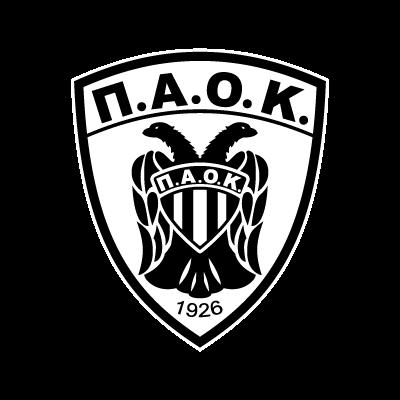 PAOK FC (1926) logo vector logo