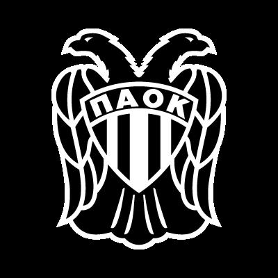PAOK FC logo vector logo