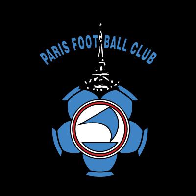 Paris FC logo vector logo