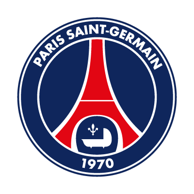 Paris Saint-Germain FC logo vector logo