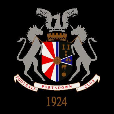 Portadown FC logo vector logo