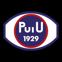 Puistolan Urheilijat vector logo