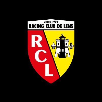 Racing Club de Lens (100 ANS) logo vector logo