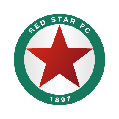 Red Star FC (2012) logo vector logo